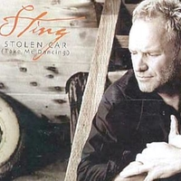 Stolen car (take me dancing) (3 tracks) - STING