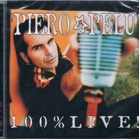 100% live (4 tracks) - PIERO PELU'