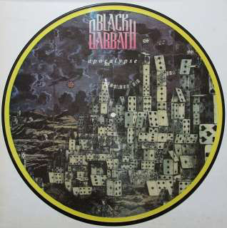 Apolcalypse - BLACK SABBATH