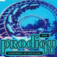 Everybody in the place (4 tracks) - PRODIGY