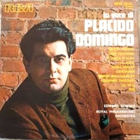 La voce di Placido Domingo - PLACIDO DOMINGO