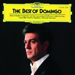 The best of Domingo - PLACIDO DOMINGO