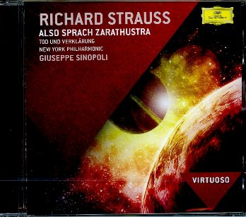 Also sprach Zarathustra - Richard STRAUSS (Giuseppe Sinopoli)