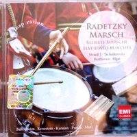 Inspiration-Radetzky marsch: best loved marches - VARIOUS