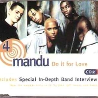 Do it for love \ Interview (CD2) - 4 MANDU