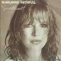 Sweetheart \ For beautie's sake - MARIANNE FAITHFULL