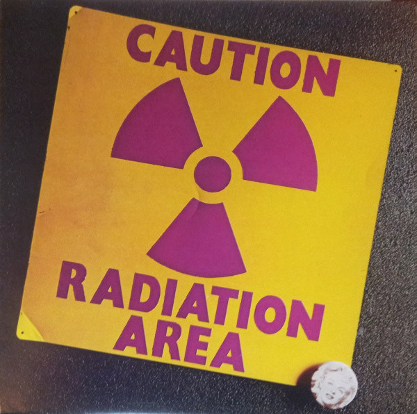 Caution radiation area - AREA