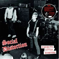 Poshboy's little monsters (RSD 2019) - SOCIAL DISTORTION