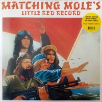 Little red record - MATCHING MOLE