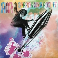 Surfing on a rocket (1 track) - AIR