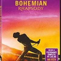 Bohemian rhapsody (film) - QUEEN