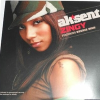 Zingy (1 track) - AK'SENT feat. Beenie Man