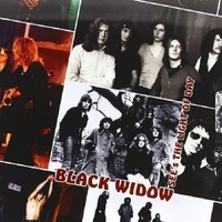 See's the light of day - BLACK WIDOW