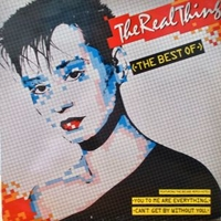 The best of - REAL THING