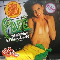 Café / She's not a disco lady - D.D.SOUND