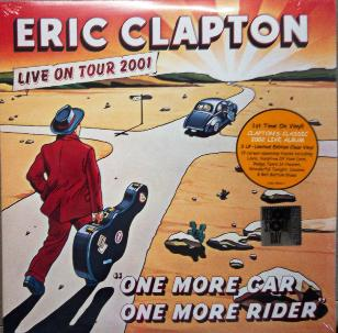 One more car one more rider - Live on tour 2001 (RSD 2019) - ERIC CLAPTON