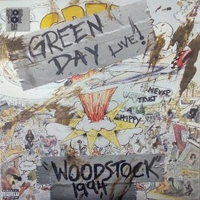 Woodstock 1994 (RSD 2019) - GREEN DAY
