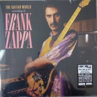 The guitar world according to Frank Zappa (RSD 2019) - FRANK ZAPPA