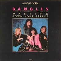 Walking down your street (ext.remix) - BANGLES