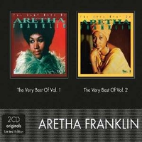 The very best vol.1 + vol.2 - ARETHA FRANKLIN