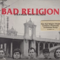 Stranger than ficiton (3 tracks) - BAD RELIGION