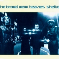 Shelter (3 tracks) - BRAND NEW HEAVIES