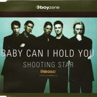 Baby can I hold you (4 tracks) - BOYZONE