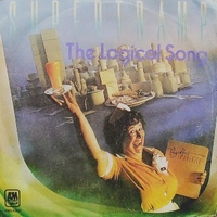 The logical song \ Just another nervous wreck - SUPERTRAMP