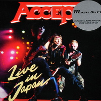 Live in Japan (Kaizoku-ban) - ACCEPT
