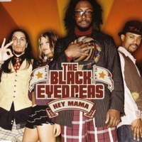 Hey mama (3 tracks+video track) - BLACK EYED PEAS