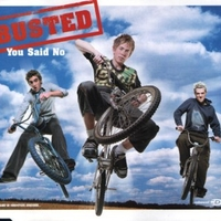 You said no (4 vers.+enhanced track) - BUSTED