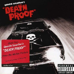 "Quentin Tarantino's ""Death proof"" (o.s.t.) - VARIOUS"