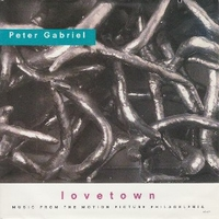Lovetown \ Love to be loved - PETER GABRIEL