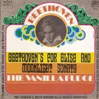 Beethoven's for Elise and moonlight sonata - VANILLA FUDGE