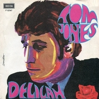Delilah \ Smile - TOM JONES