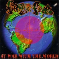 At war with the world - FURY OF FIVE
