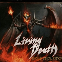 Trash metal packet - LIVING DEATH