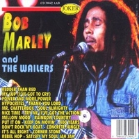 Bob Marley and the Wailers - BOB MARLEY