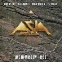 Live in Moscow 1990 - ASIA