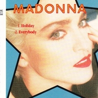 Holiday \ Everybody - MADONNA