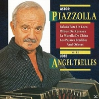 Astor PIazzolla with Jose Angel Trelles - ASTOR PIAZZOLLA