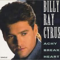 Achy breaky heart (3 tracks) - BILLY RAY CYRUS