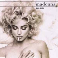 Bad girl (3 tracks) - MADONNA