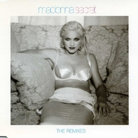 Secret - The remixes (5 vers.) - MADONNA