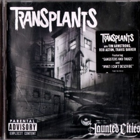 Haunted cities - TRANSPLANTS