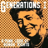Generations I-A punk look at human rights - VARIOUS