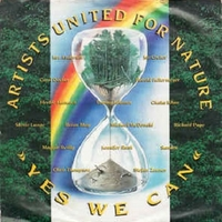 Yes we can\Yes we can (nature sounds) - Artists united for nature (May Brian; Queen)