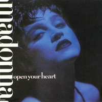 Open your heart (3 tracks) - MADONNA