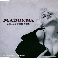 Crazy for you (3 tracks) - MADONNA
