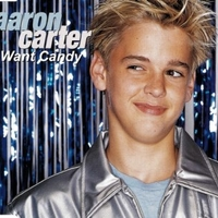 I want candy (3 tracks) - AARON CARTER